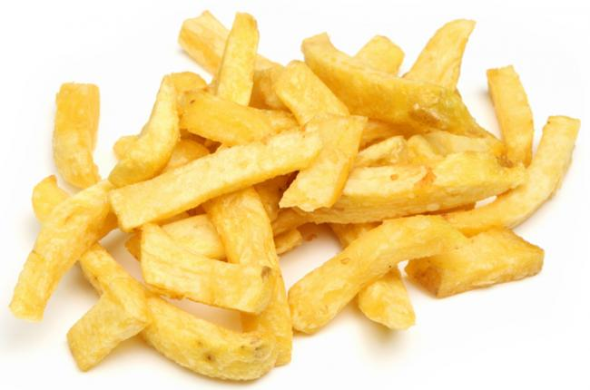 A portion of chips.