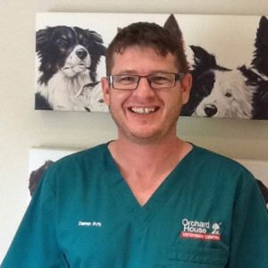 Darren Tones - Veterinary Nurse