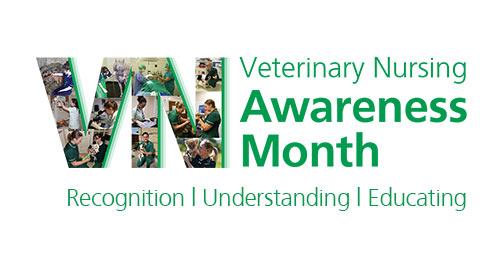 Veterinary Nursing Awareness Month image.